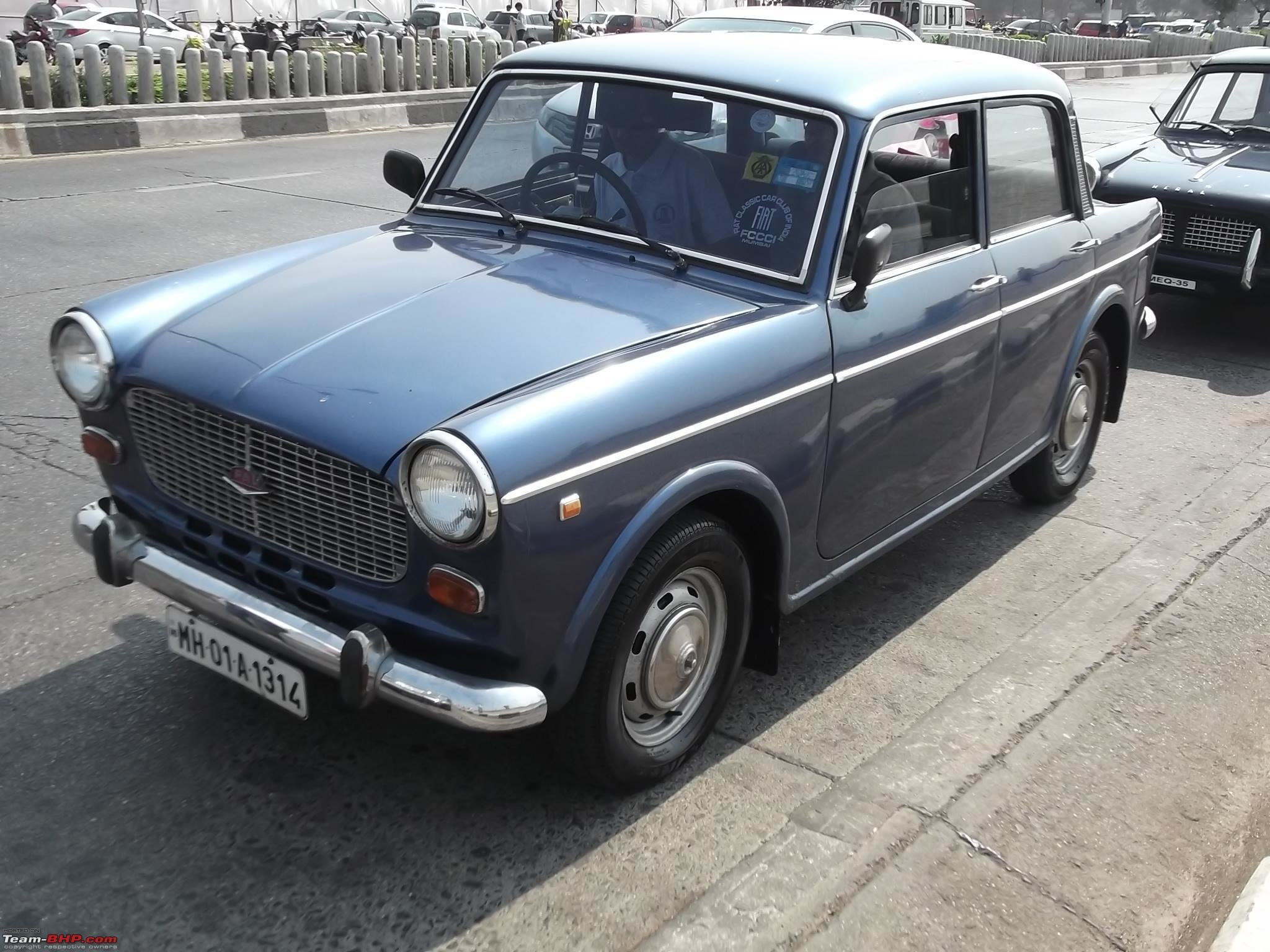 New Fiat Classic Car Club Mumbai Page 261 Team Bhp On This Month