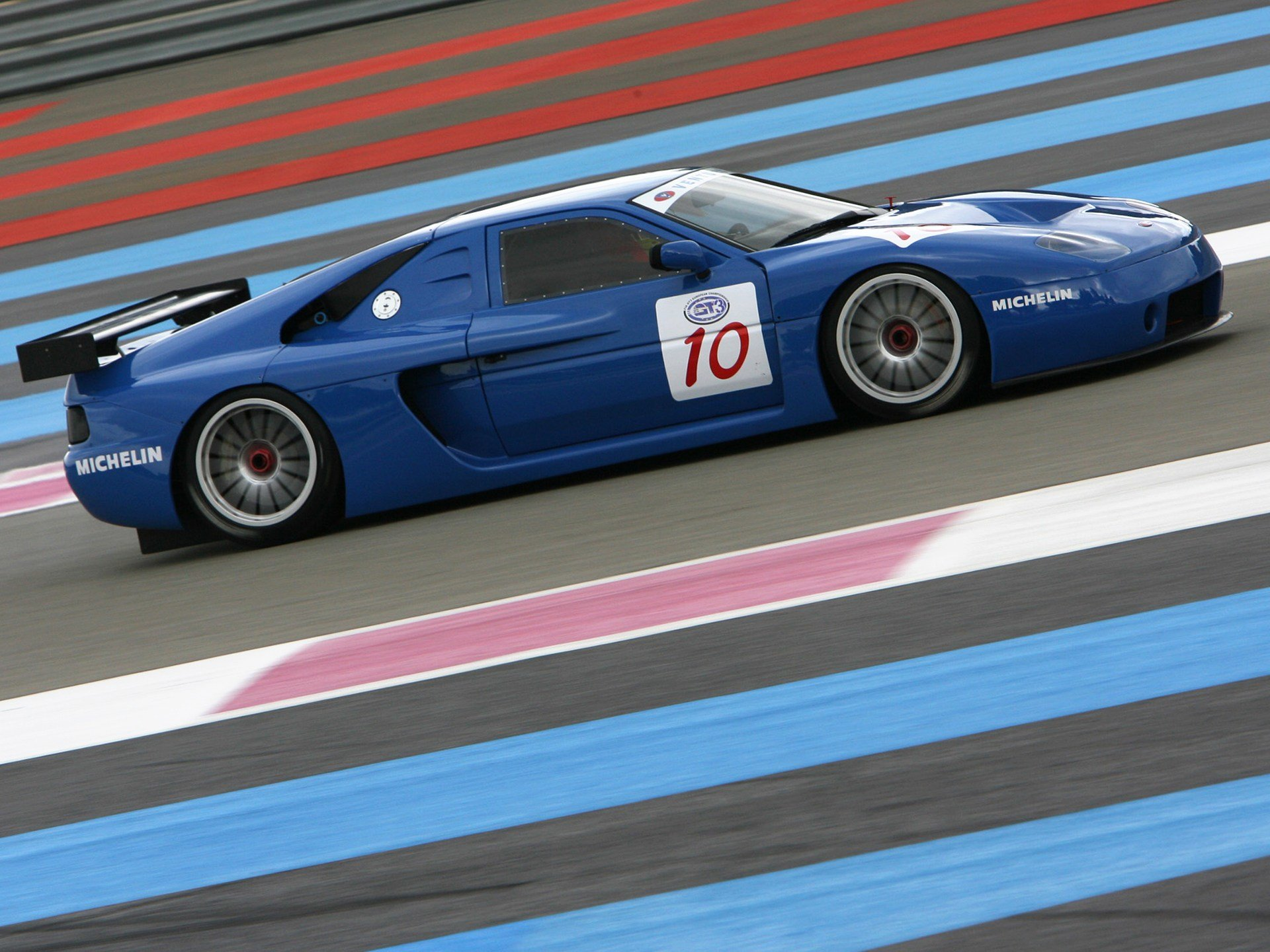 New 2006 Venturi Heritage Gt3 Race Racing Supercar Supercars On This Month