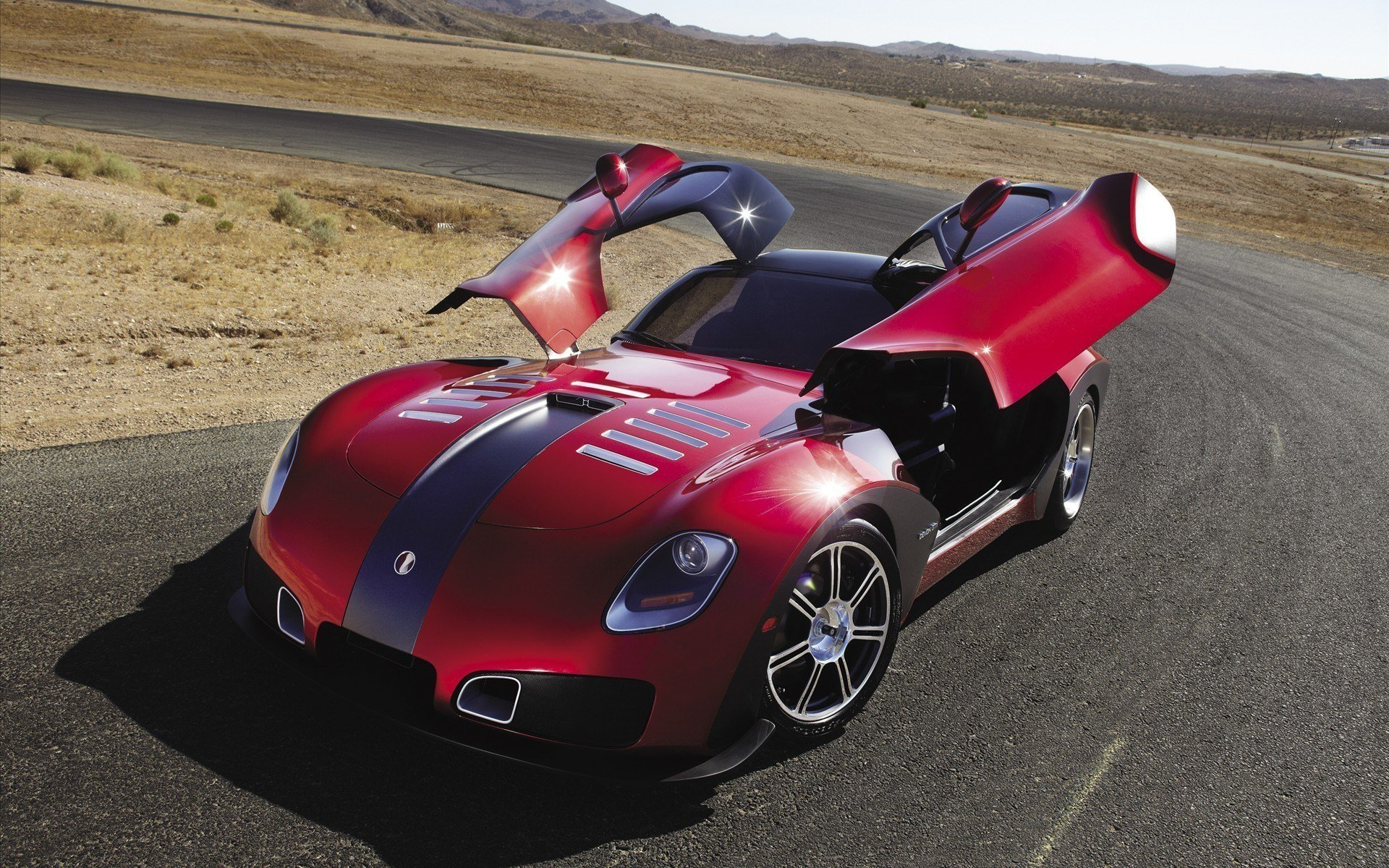 New Red Car Devon Gtx Cornering Wallpapers And Images On This Month