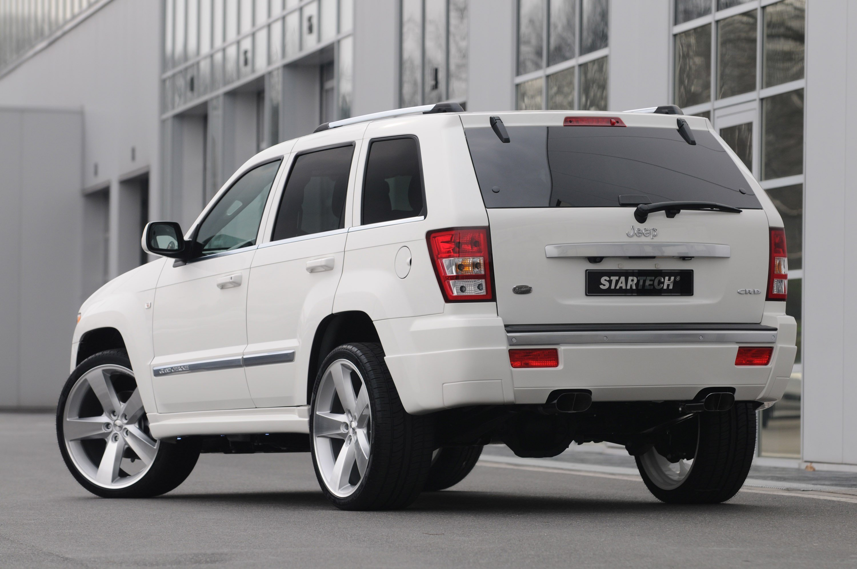 New Startech Refines The Jeep Grand Cherokee On This Month