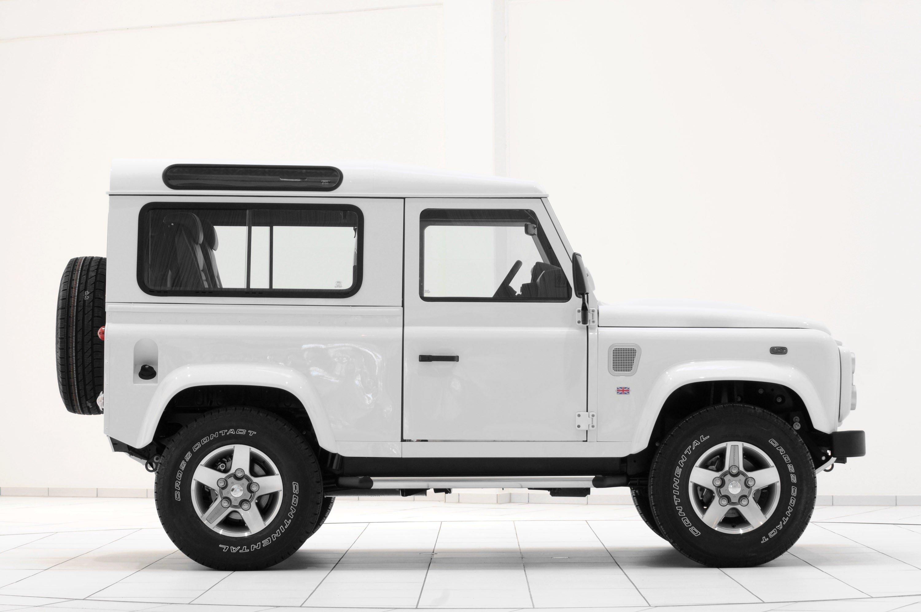 New Startech Land Rover Defender 90 Yachting Edition Picture On This Month