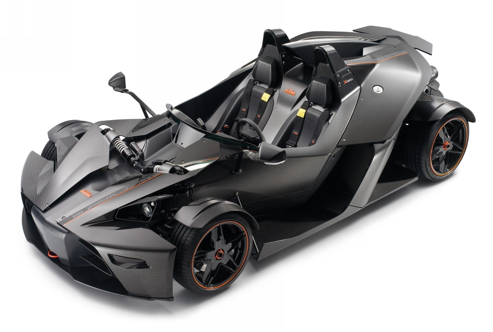New 2009 Ktm X Bow Superlight Conceptcarz Com On This Month