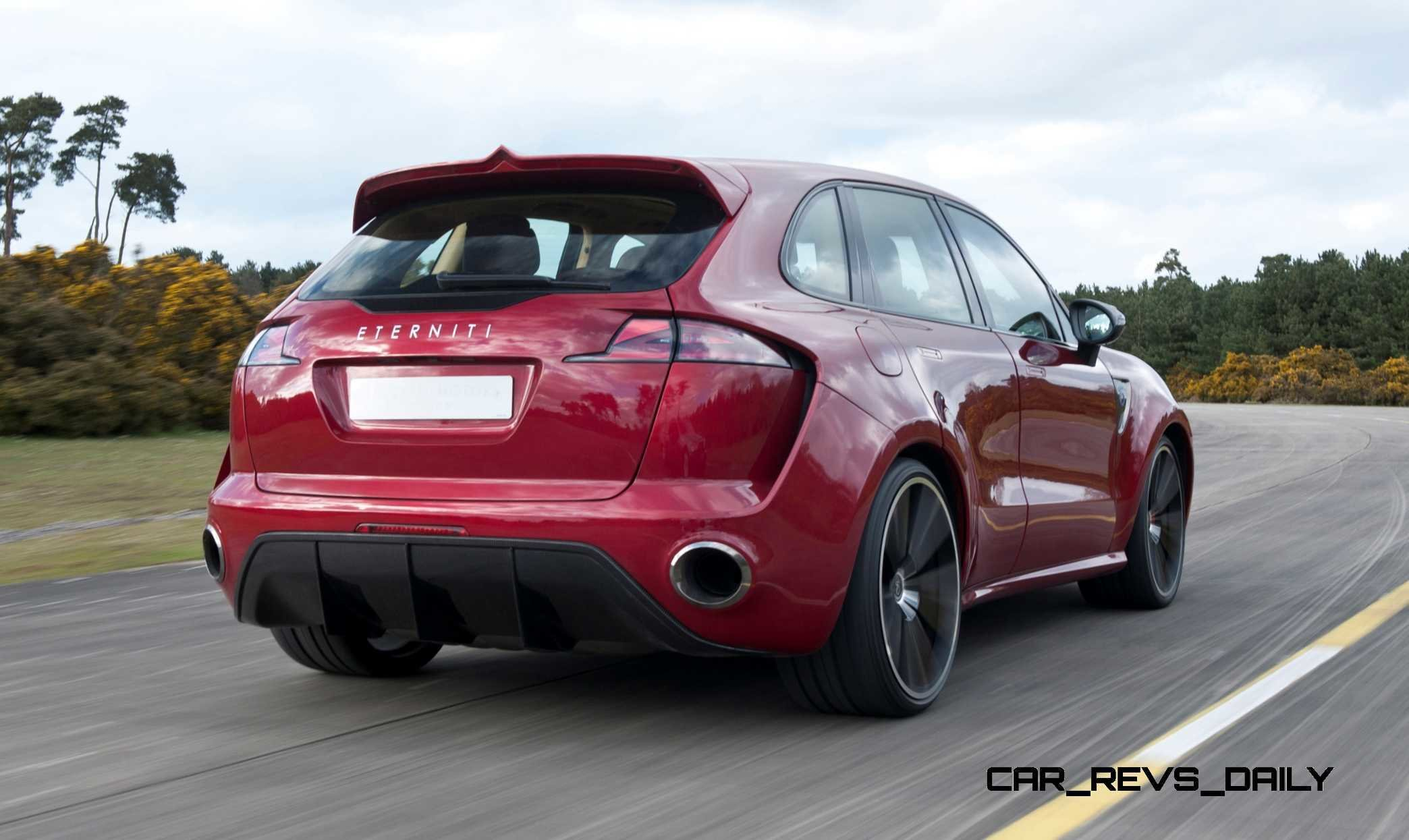 New Part Two Eterniti Artemis Shows Widebody Excellence On This Month