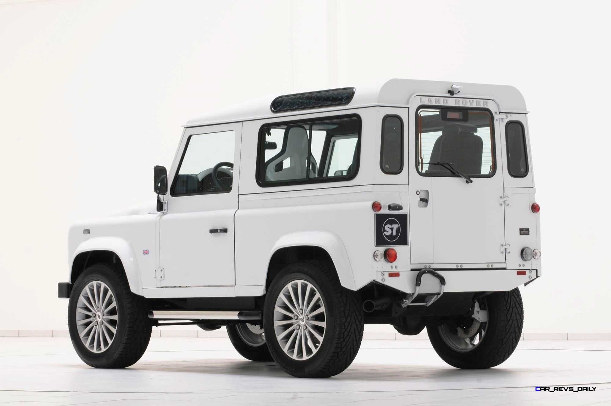 New Startech Land Rover Defender 90 Yachting Edition 15 On This Month