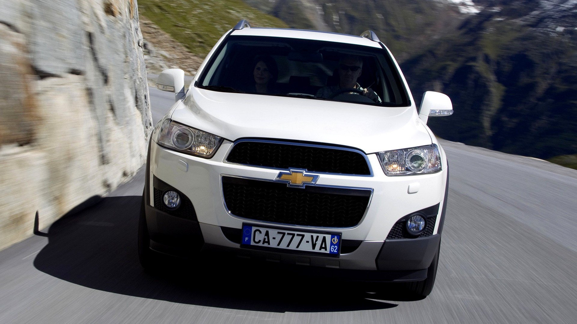 New Chevrolet Captiva 2011 Wallpapers And Hd Images Car Pixel On This Month