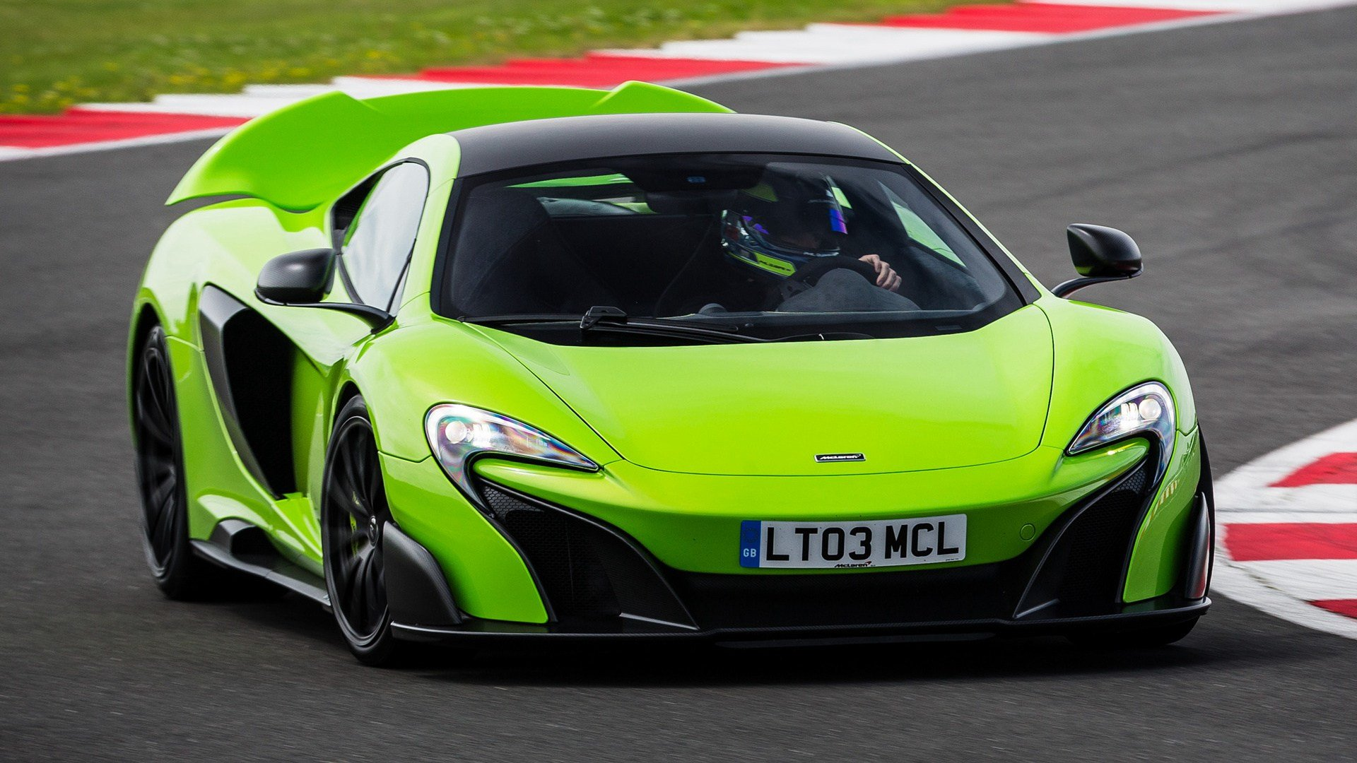 New Mclaren 675Lt 2015 Wallpapers And Hd Images Car Pixel On This Month