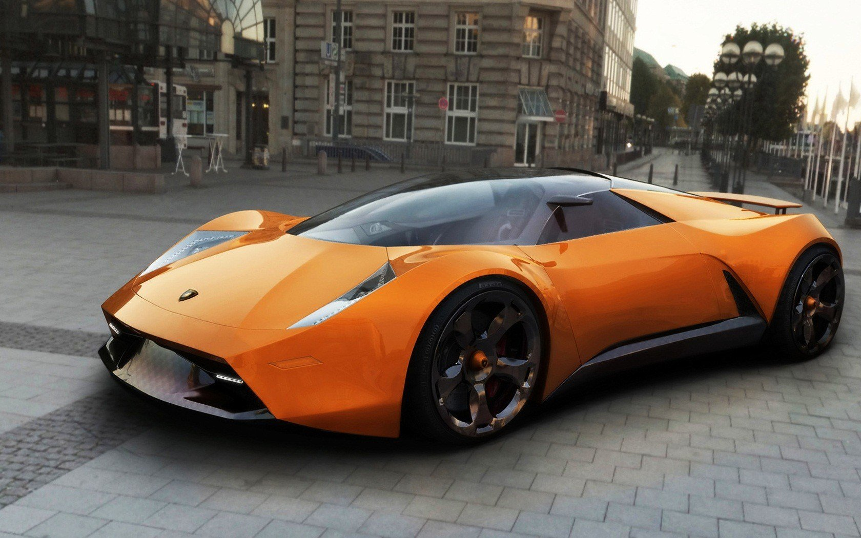 New Lamborghini Insecta Concept Car Wallpapers Hd Wallpapers On This Month