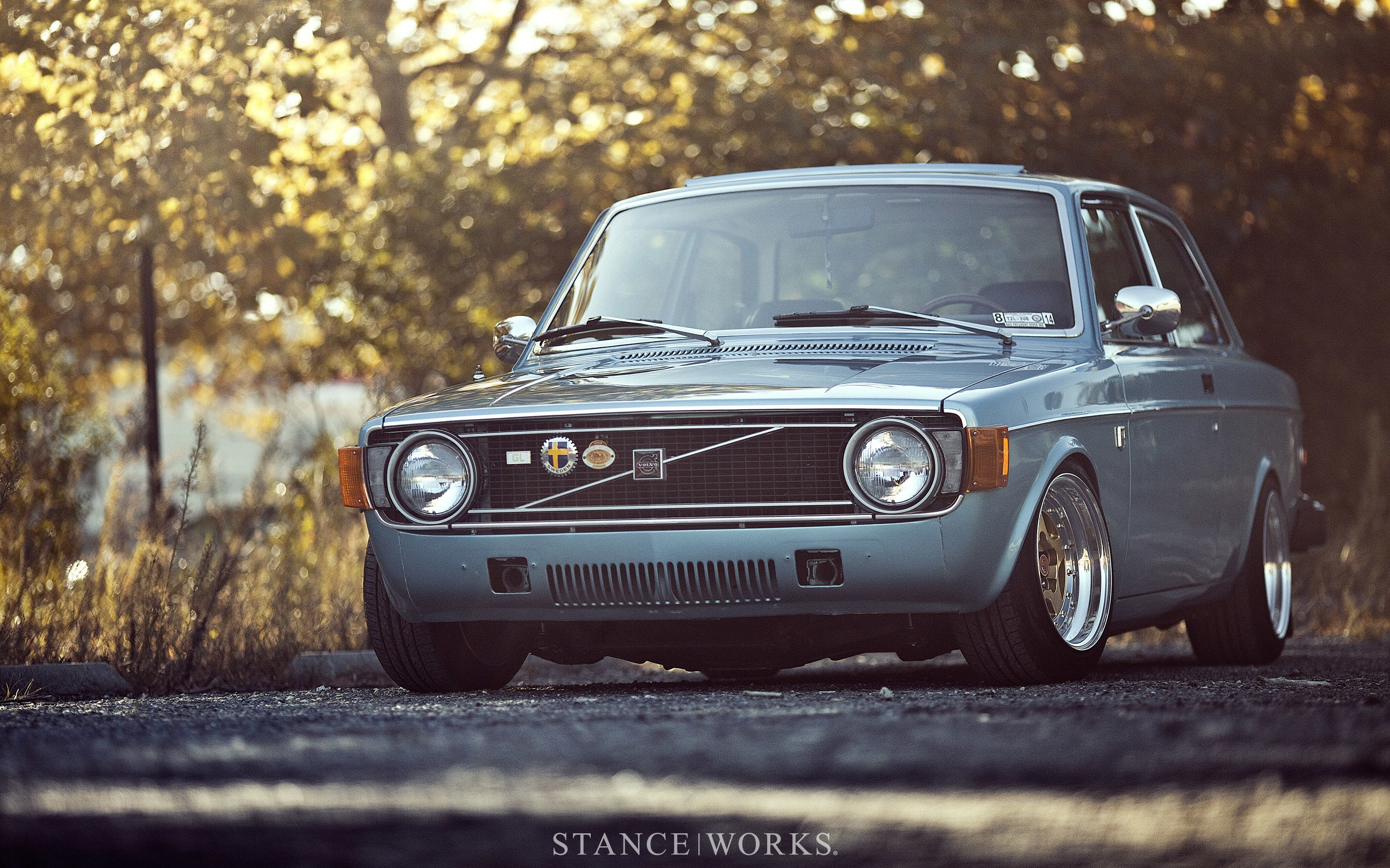 New Stance Works H2Oi Volvo 142 Desktop Wallpaper Download On This Month