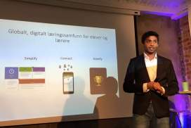 Oslo EdTech joins in for WLS 2016