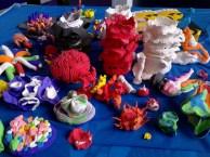Plasticine magic at Maker Faire 2