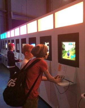 GO2.0 Bright arcade