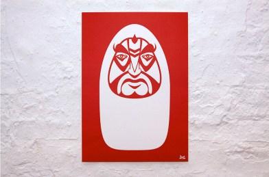 McClure graphic design - Kabuki 02