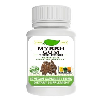 benefits of myrrh gum capsules