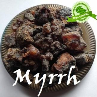 Myrrh Resin Pure Natural Organic