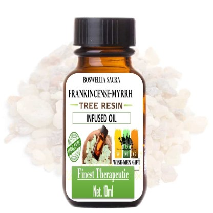 frankincense and myrrh oil
