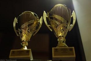 Puchary dla zwycięzców konkursu piw domowych