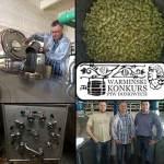 Jak piwo rosanke w Olsztynie warzono – wywiad z Bogdanem Markockim.