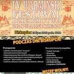 IV Warmiński Festiwal Dziedzictwa Browarniczego – Biskupiec 2015