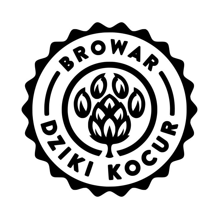 Browar Dziki Kocur - logo
