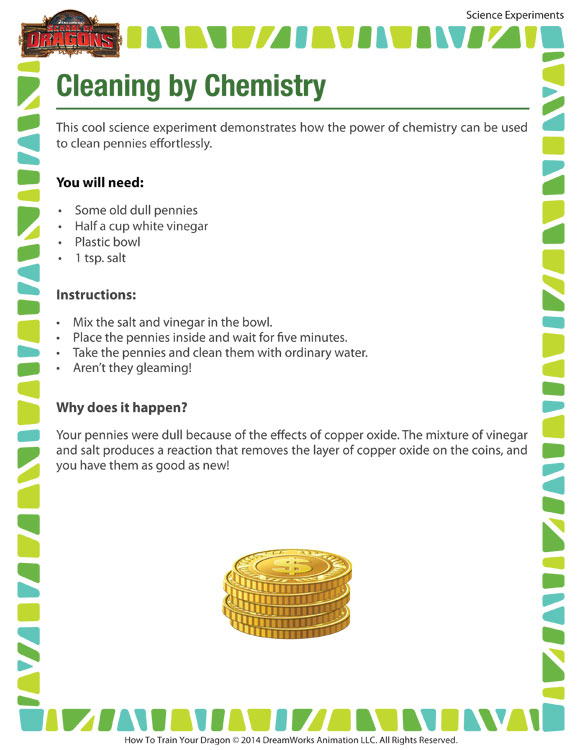 Cleaning by Chemistry - Learn how Chemistry Helps you Clean