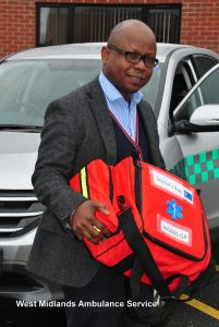 DOCTORS WITH WMAS IN SHROPSHIRE 26-03-13