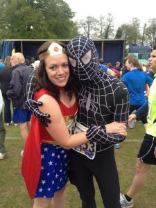 Superheroes Run to help volunteer lifesavers 21-05-13