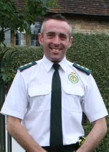 17 - Ian Inglesant Area Support Officer (ASO)