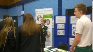 Bridgnorth Endowed School Careers Fair 1