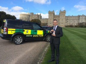 RESPECTED DOCTOR RECEIVES MBE 1 11-03-14
