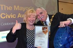 Black Country CFRs Receive Prestigious Award from Mayor (2)