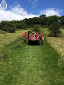 Midsummer Hill Rescue