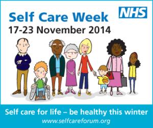 NHS self care week