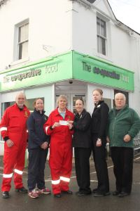 Co-Op Helps Local Lifesavers 2