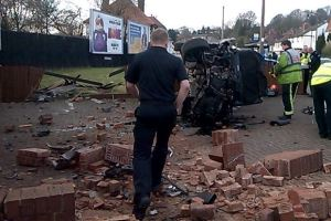 Lucky Escape in Dudley 3