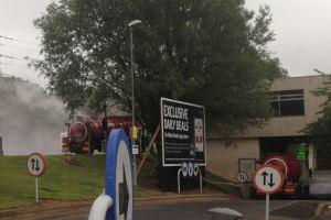 Chemical Leak at Frankley Services (20-07-15)