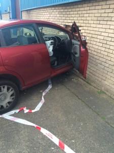 Car through wall (25-09-15) 1