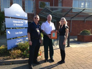 The lion that could restart a heart 16-10-15