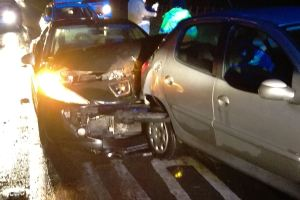PARAMEDIC COMES ACROSS RTC ON HIS WAY TO WORK