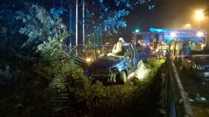 Road Traffic collision in Coventry 13-12-15