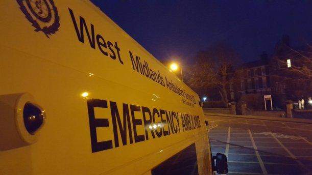 ambulance at night 2