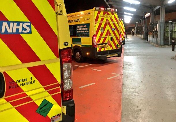 ambulances-at-hospital