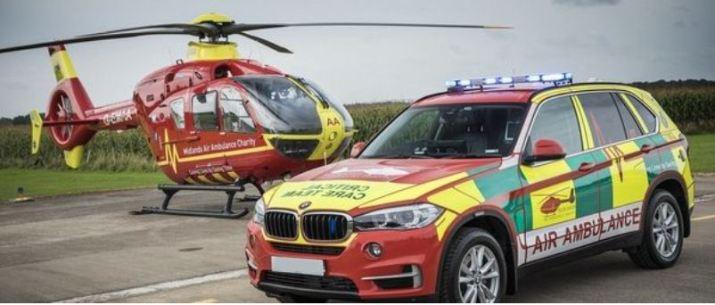 Critical care car MAA