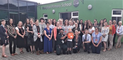 School and pub are helping to save lives in Coventry 1