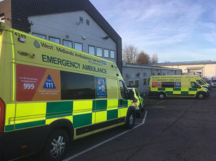 Ambulances 2