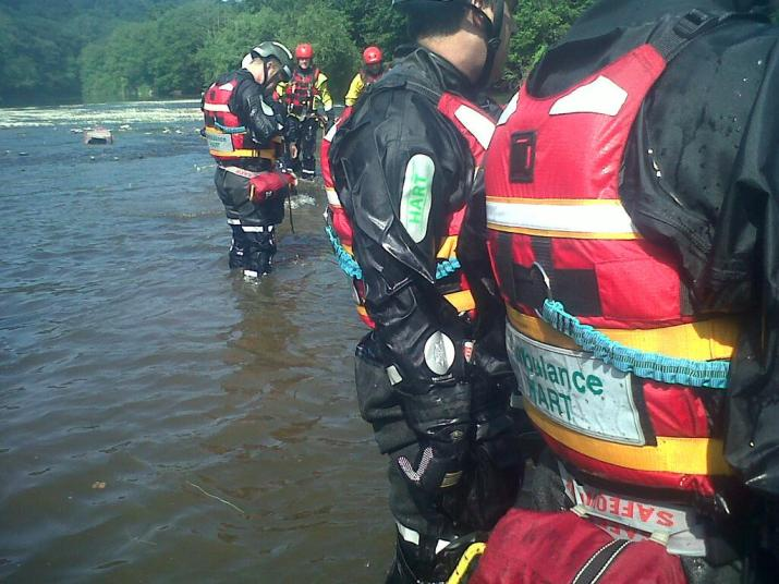 Water Rescue Course 3
