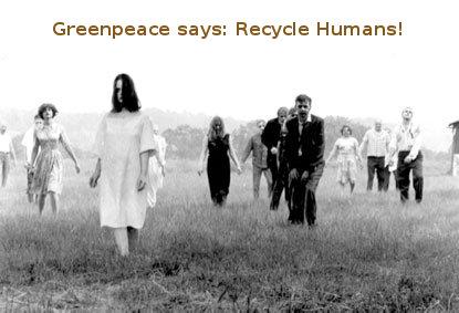 Environmental Zombies