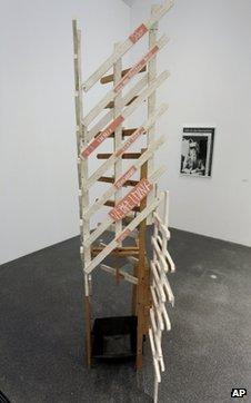Kippenberger's art