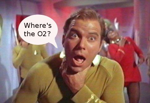 Star Trek O2!