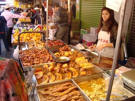 Taiwan Market
