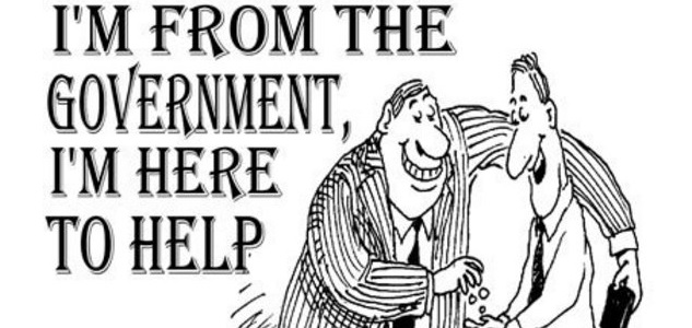 We Are Not The Government — Guest Post by Kevin Groenhagen